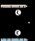 9v→ ±4.5V変換回路